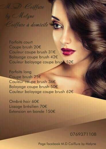 M.D Coiffure by Melyne