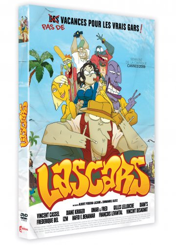 Lascars en DVD et Blu-Ray