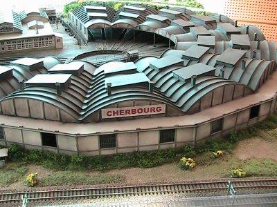 maquettses traine HO 05.09.2010   1 3