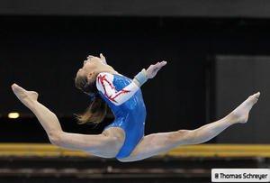 The gymnastics <3