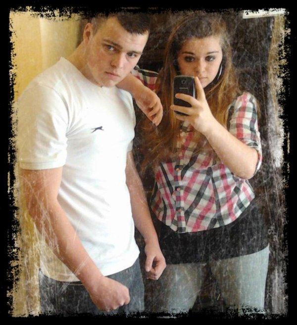 Mon frère & Moi!!♥
