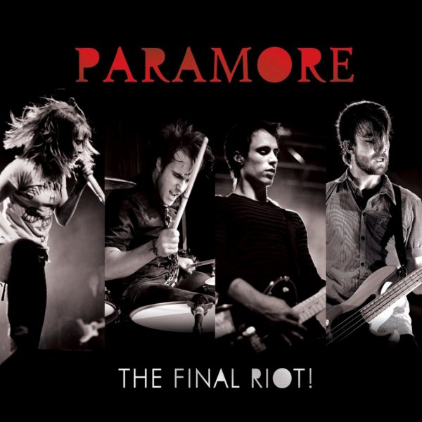 """Paramore """"Let the flames begin"""""""