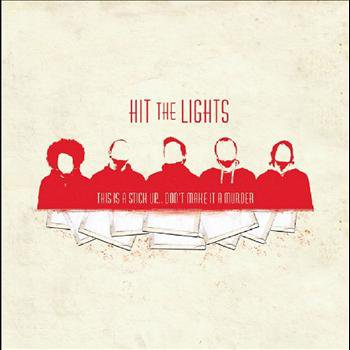 "Hit the lights ""Her eyes say yes"""