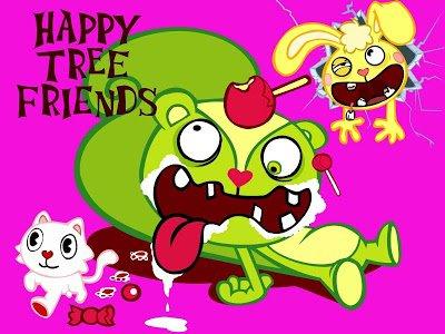 ~Happy tree friends.