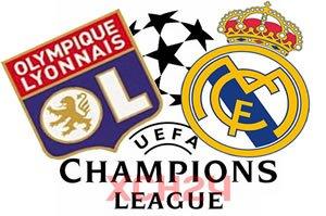 Olympique Lyonnais va affronter le Real Madrid en 8ème de finale.