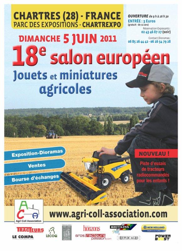 18éme bourse Européene de miniatures agricoles  (5/06/2011)