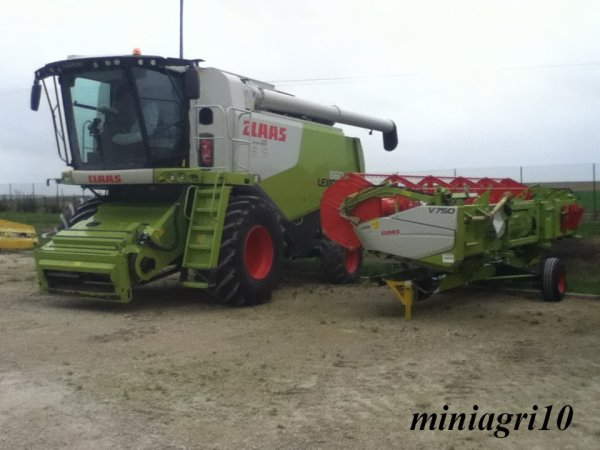 Concessionnaire Claas