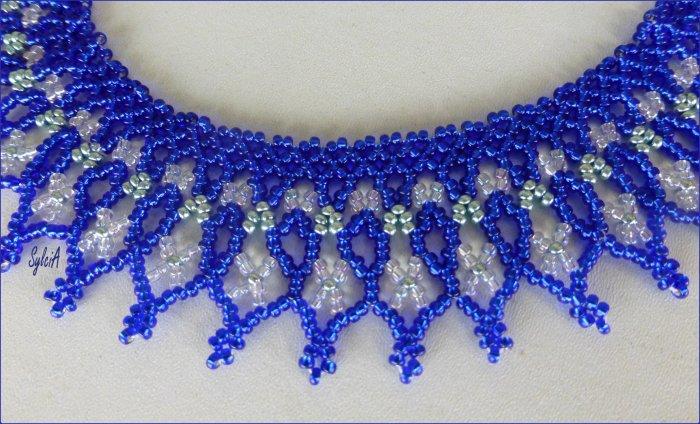 Blue Ornella