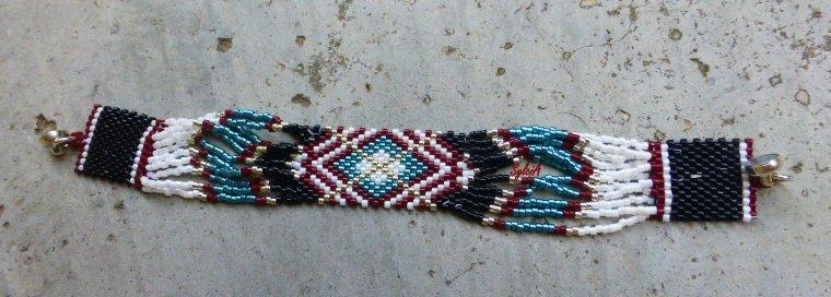 Manchettes Cheyenne