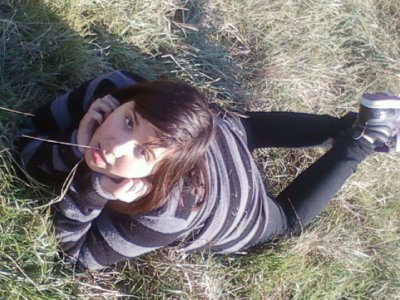 OOOOH !! c koiii ?? De l'herbe jcrois ?! O.o dééélirrrrrrrs