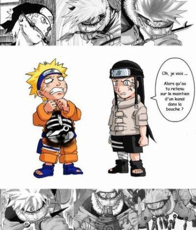sacré Naruto