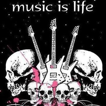 music is my lifeeeee