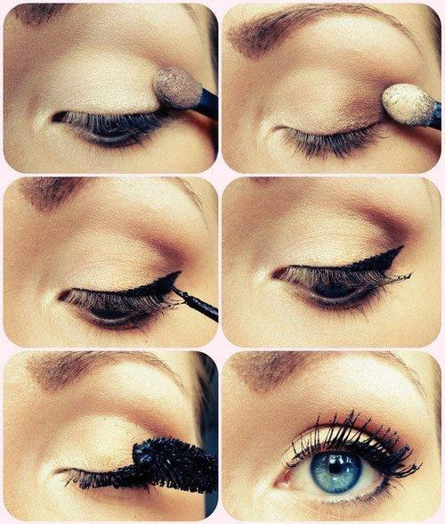 Tuto maquillage 6 look fashion mode - Tuto de maquillage ...