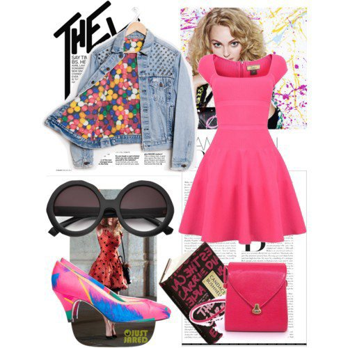 Tenue The carrie diaries