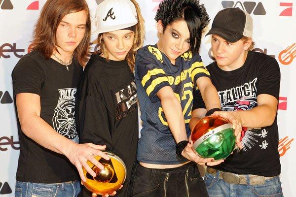 Joyeux Anniversaire à Durch Den Monsun et aux Tokio Hotel