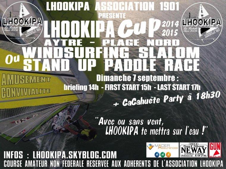 LHOOKIPA Cup, dimanche 7 septembre, c'est parti !!!!!