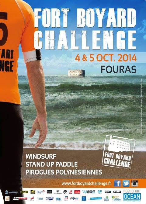 Fort boyard Challenge ce week end !!!