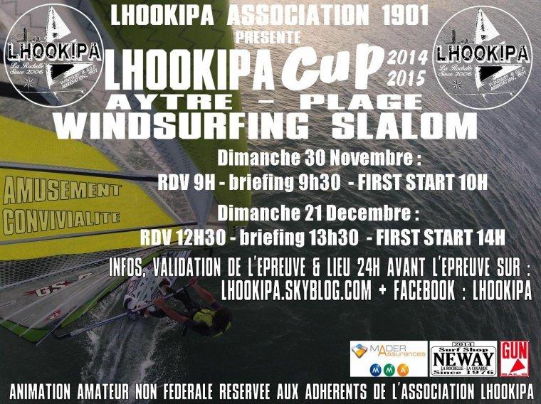 Lhookipa Cup N°5 et 6 à venir !