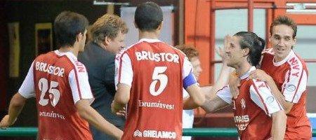 Nouveau revers pour le Standard de Liège  =(