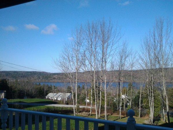 Mes 4 jours au New-Brunswick !