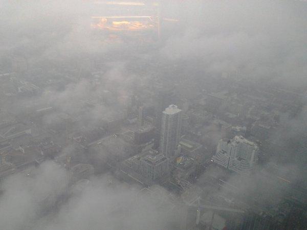 Photos de la CN Tower et du concert de Justin Bieber