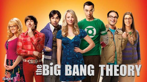 The Big Bang Theory (2007).