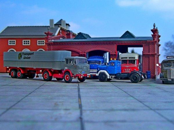 Krupp SF 901 TRANSPORT UNION