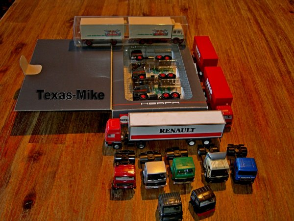 HERPA Miniaturmodelle