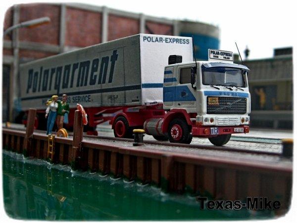 Polar-Express, Finland