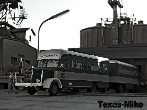 Interzonenverkehr