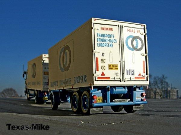 RENAULT R 360   STEF  TFE Transports Frigorifiques Européens