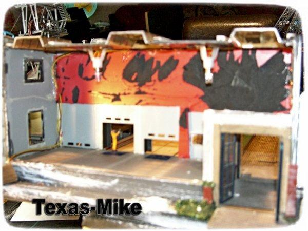 Spedition Diorama      Speditions- und Lagerhalle