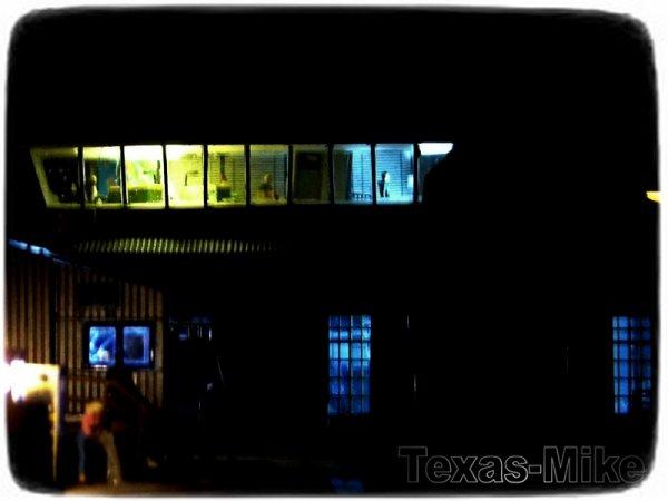 Stadthafen Diorama Büro jetzt auch Beleuchtet