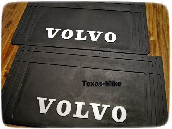 VOLVO F12 Aufarbeitung Volvo Schmutzfänger