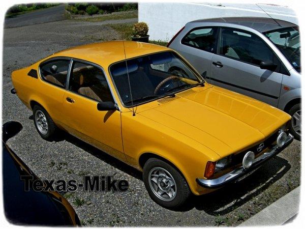 Opel Kadett C-Cupe