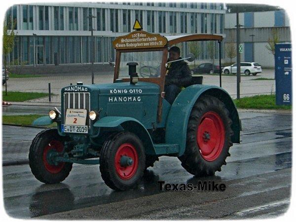 4. Cranger Kirmes Oldtimer Parade