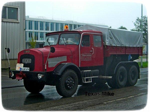 Kaelble-Zugmaschinen