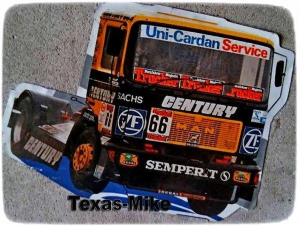 Hans-Georg von der Marwitz -MAN-Race-Truck -MAN UXT Century