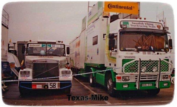 Truck-Grand-Prix auf dem Nürburgring