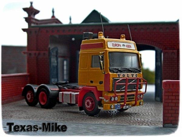 Astran Cargo Limited Volvo F 12 Globertrotter