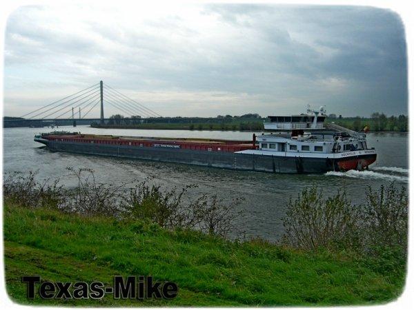 Zu Besuch am Rhein