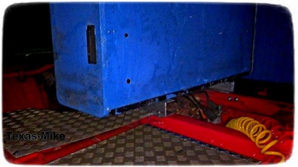VOLVO F12 Aufarbeitung  Hoyer Kiste