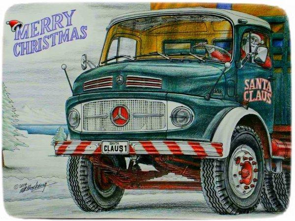 Frohe Weihnachten - Merry Christmas - Feliz Navidad
