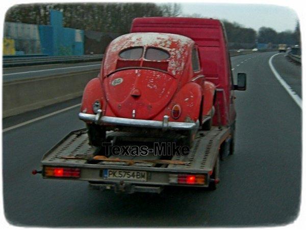 Vw Käfer, Gebrauchtwagen