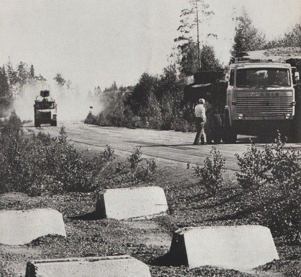 Güterverkehr in den 70iger