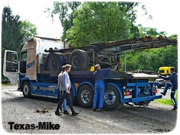KÄSSBOHRER, Containersassie 20 Fuss
