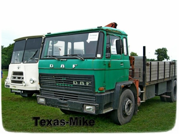 """""""25 Jahre DAF Oldtimer-Truck-Club"""""""