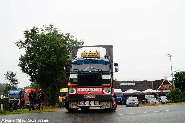 Volvo F12 Bilspedition F88 Hans Brachmann