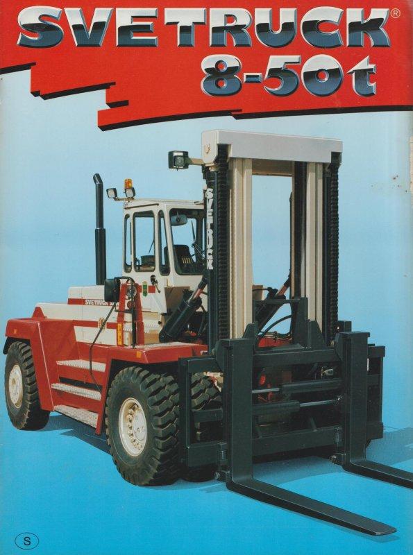 Svetruck AB – Forklifts