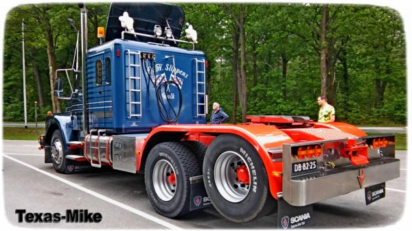 """Trucks on Tour"" T.O.T. 3 Editie"